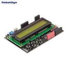 (зеленый) кнопок arduino экрана модуль и для