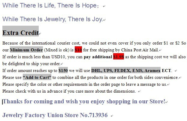 смешайте 10 ] 18 дюймов поло Kors алюминий Шарджа цепь ожерелье ювелирные изделия