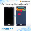 Lcd Screen for Samsung Galaxy Note edge N915 display + touch assembly 5 pcs/lot DHL EMS free shipping replacement parts