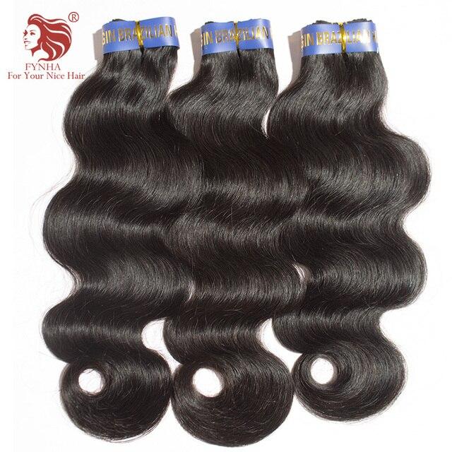 Aliexpress Buy Brazilian Virgin Hair Body Wave 3pcs Free