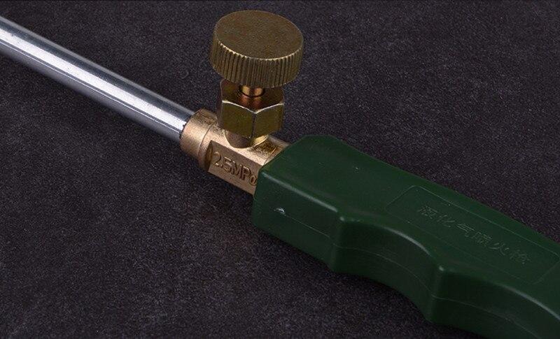 Põrkepüstoli leegiheitja gaasipõletid LPG gaasi puhuriga gaasiahju - Elektrilised tööriistad - Foto 3