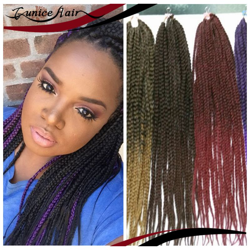 Large Box Braids-Buy Cheap Large Box Braids lots from China Large Box ...