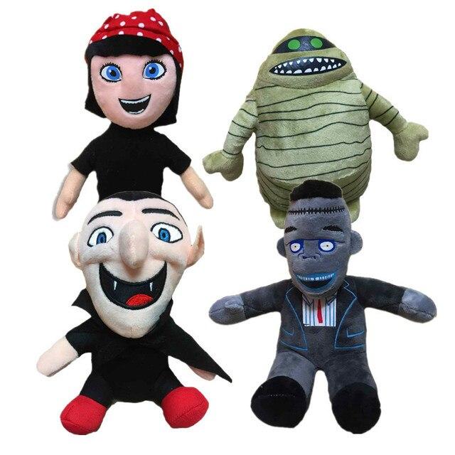 718cm Children Plush Toys Movie Hotel Transylvania 2 Mavis Frankenstein Dracula Murray The