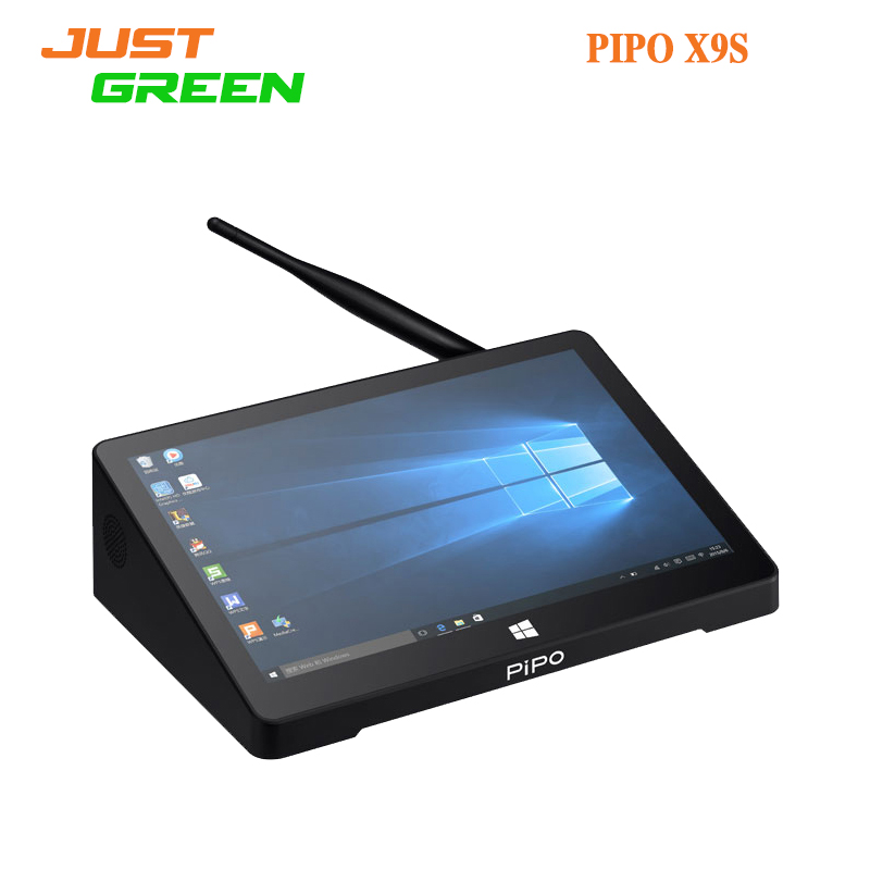 8 9 Inch 1920 1200 PIPO X9S Win10 TV Box In tel Cherry Trail Z8300 font