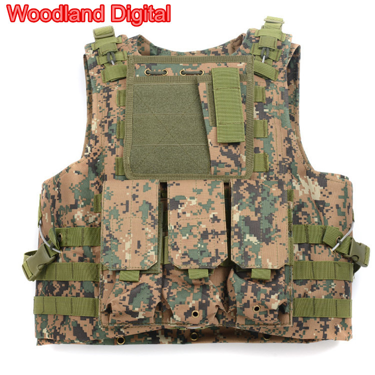 ФОТО Multicam CS Paintball Airsoft Armour Tactical Military Combat Assault Vest Outdoor Training Hunting Waistcoat Safety Clothing