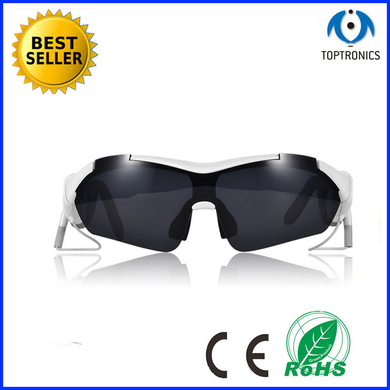 8f62604fcb 2017 cheap Sunglasses with Bluetooth Headphones Smart Glasses Polarized Eyewear  smartglasses For Android IOS Smart Electronics-in Smart Activity Trackers  ...