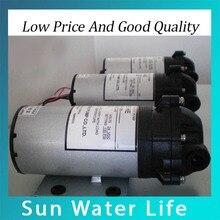 15 Вт коррозионная стойкость электрический водяной насос высокого давления мини мембранный водяной насос DP-125
