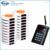 1 transmisor 20 Coaster Pager buscapersonas 2 cargador Inalámbrico para sistemas de localización de invitados cafetería restaurante de comida rápida