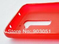 бесплатная доставка высокое качество мягкий тпу гель кожного покрова чехол для LG Г2, чехол чехол оболочки для ЛГ