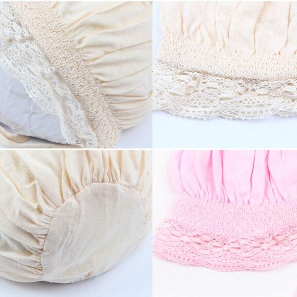 € 1.92 10% de DESCUENTO|Algodón sombreros Sol capo casquillo bebés niño Sol  gorritas 0 8 mes para bebé recién nacido Niñas en Sombreros y ...