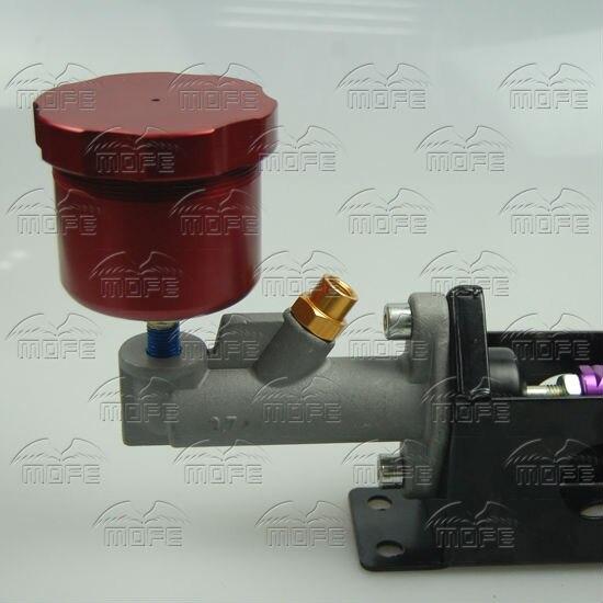 Drift Hand Brake Hydraulic Handbrake With Red Oil Tank for Hand Brake Fluid Reservoir E-brake  DSC_0067