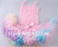 детские дети девушки Танцевальная одежда milo повар полный юбка принцесса