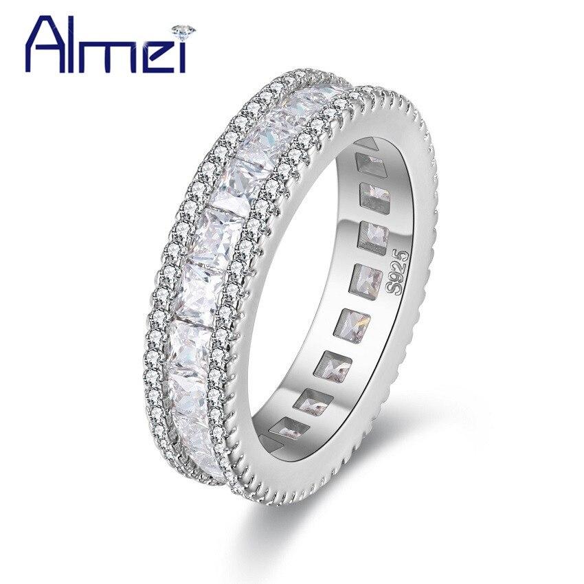 Femmes Rétro Fleur Rose anneau cristal noir vantige fleur anneaux bijoux Nice à