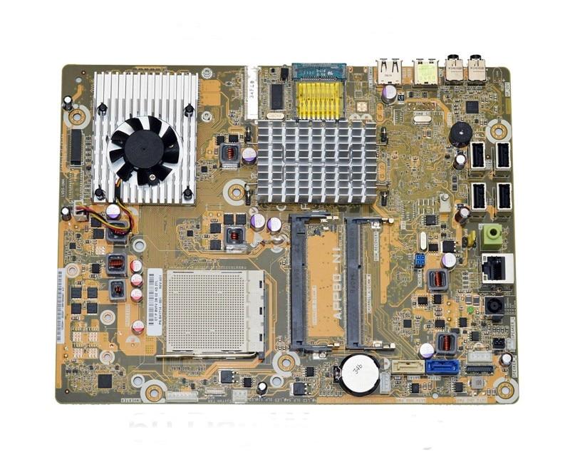 For Omni 100 Motherboard APP80-NI System Mainboard 641714-001 Refurbished verifone vx610 omni 5600