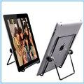 Aleación de aluminio de Metal Teléfono Inteligente Portátil Caja de la Tableta Del Sostenedor Del Soporte Ajustable para ipad 2 3 para ipad mini air para samsung CL193