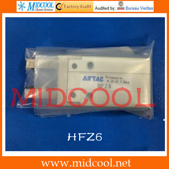 Original AirTAC Air gripper (parallel style) HFZ Series HFZ6 kaiwei 0639 elastic crus support brace wrap black