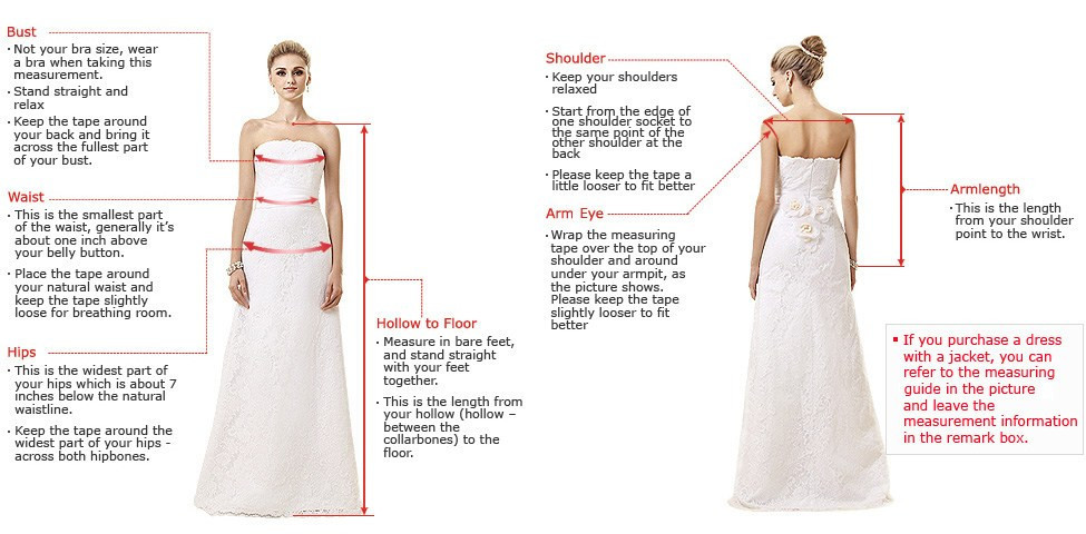 WeddingMeasurementGuide