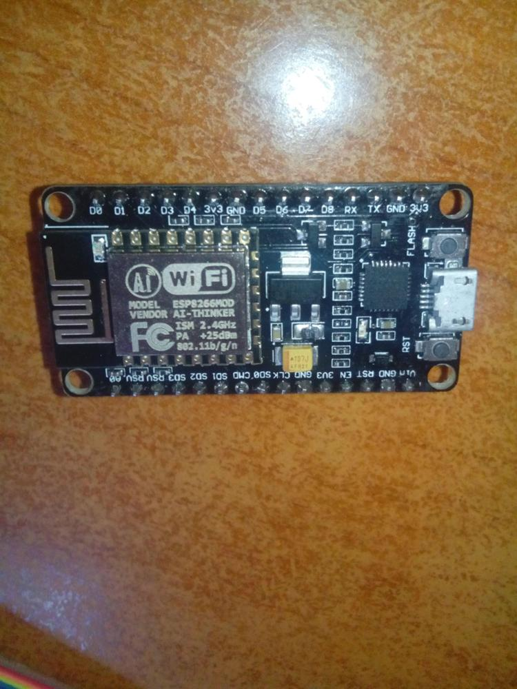 1pcs Wireless module NodeMcu Lua WIFI Internet of Things development board  based ESP8266 CP2102 with pcb Antenna and usb port