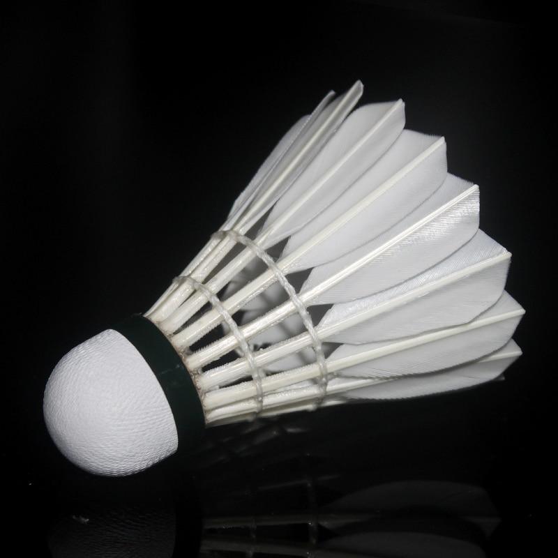 Kunli badmintonshuttles KL-Silver Hoogwaardige Cigu duck feather - Sportrackets - Foto 3