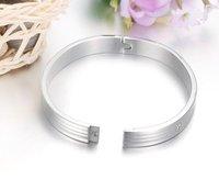 титан будет мужской браслет 8 мм, нержавеющая сталь 316L нержавеющая сталь браслет, браслет здоровья
