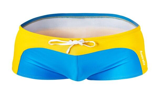 Горячая 1 шт Мужская сексуальная пляжная одежда для мужчин морские плавки