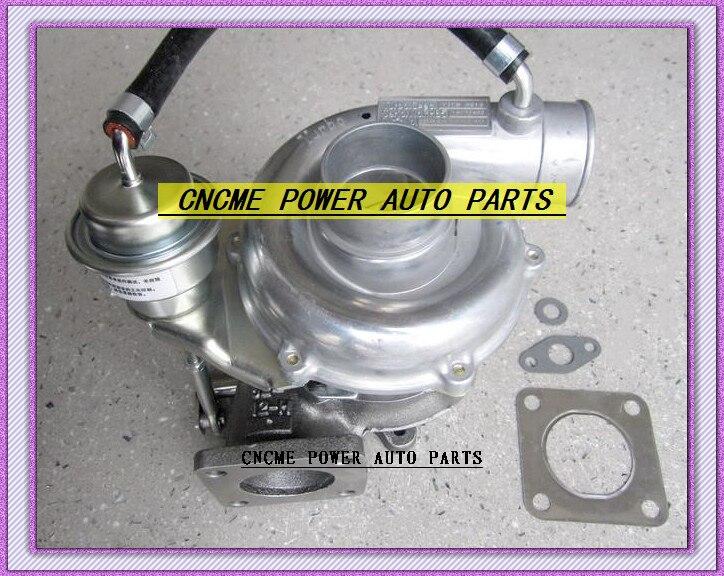 BEST TURBO RHB5 VI58 8944739540 water cooled Turbocharger For Isuzu Trooper PIAZZA 1988-1996 4JB1T 4BD1T 4BD1-T 2.8L D