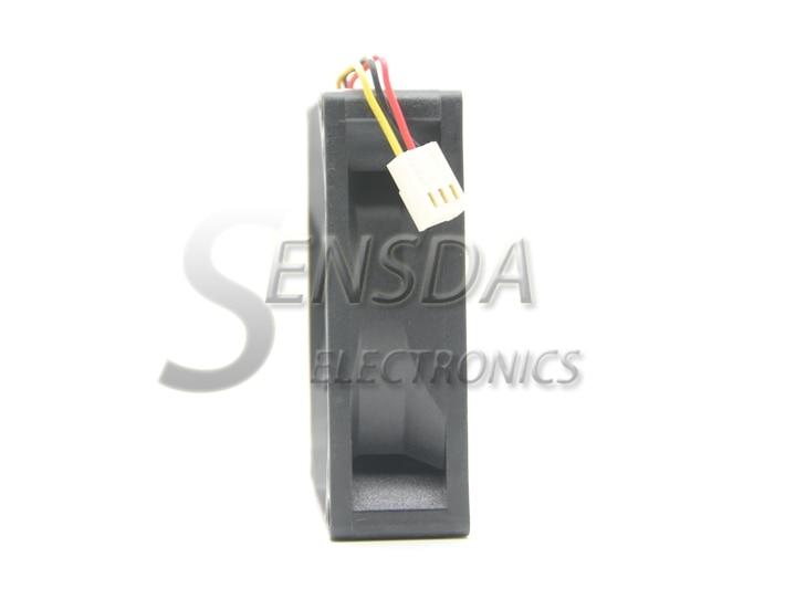 SXDOOL 80 мм корпус вентилятора 8025 80*80*25 мм подшипник скольжения DC 12 В 0.22A 3pin инвертор сервера ПК