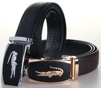 Top Grade Pure Leather Male Belt 100 Genuine Leather Belt Straps For Man Latest Designs Men