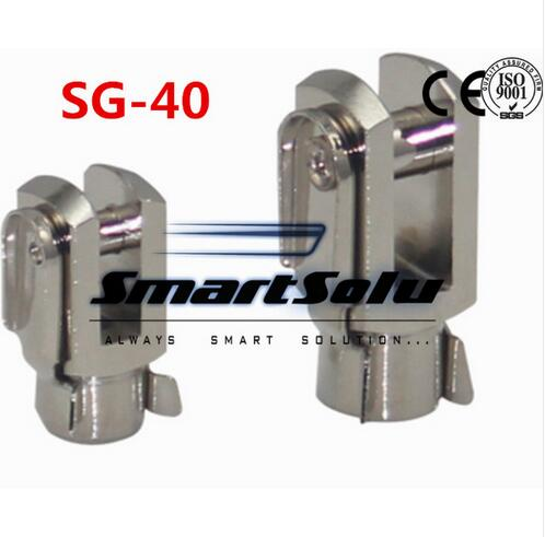 Free Shipping 5pcs/lots SG-40 M12X1.25 ISO6431 cylinder attachment, Y type joint, U joints, YFree Shipping 5pcs/lots SG-40 M12X1.25 ISO6431 cylinder attachment, Y type joint, U joints, Y