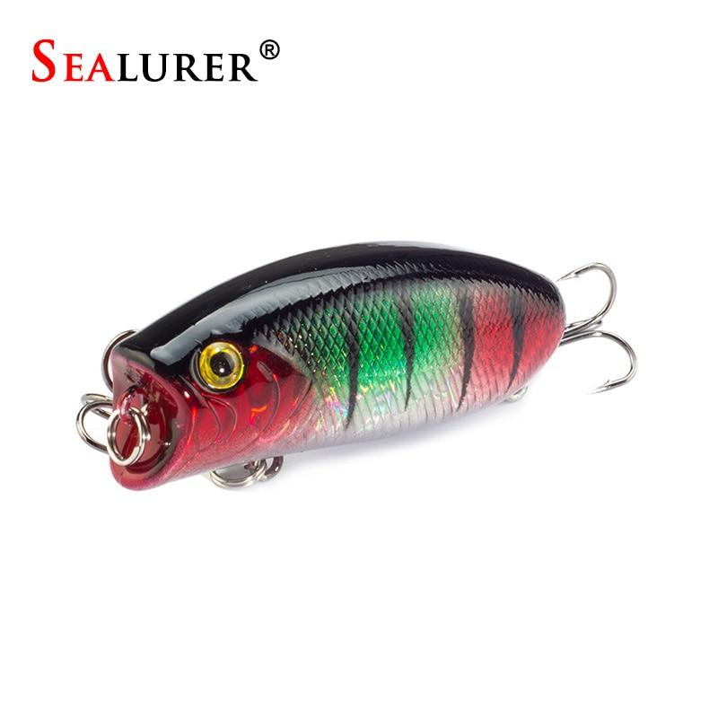 SEALURER font b Fishing b font font b Lure b font 5 5cm 11g Hard Plastic