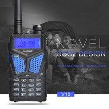 Zastone V10 ZT-V10 Portable Walkie Talkie CB Radio 16 Channel Walkie Talkie Accessories cb Radio Transceiver