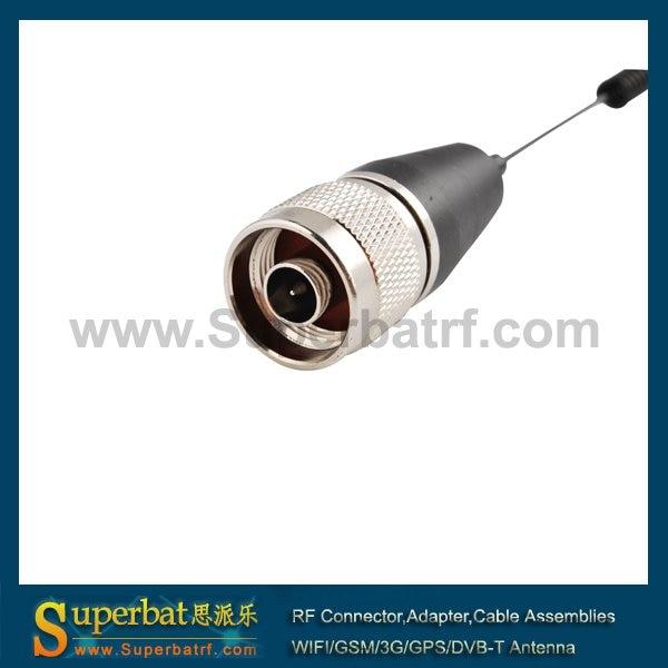 Superbat wifi антенна 7dBi беспроводной маршрутизатор D-LinkR LinksysR 802.11b 802,11g Автомобильная WLAN PCI Карта Антенна 2,4 GHz N штекер черный
