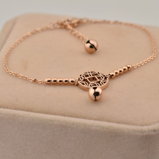 Anklet with Little Bell