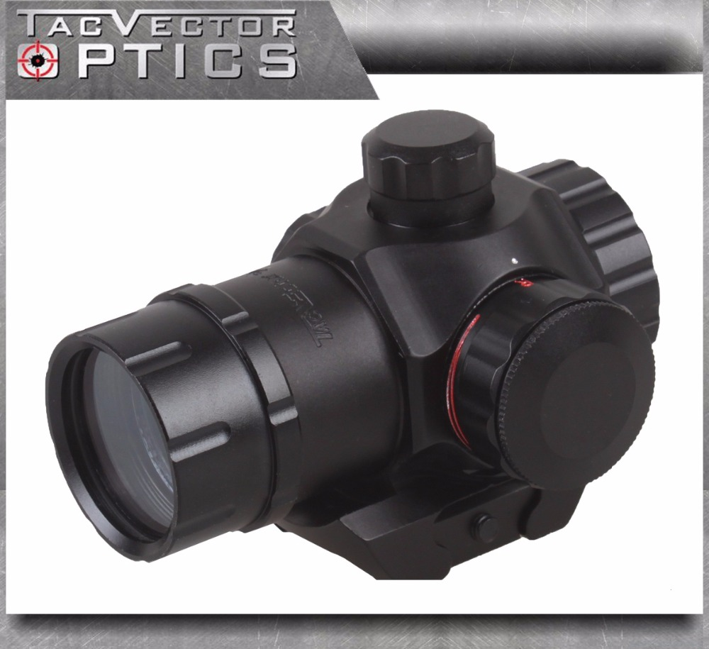 Vector Optics Tactical Harrie 1x22 Mini Red Dot Scope Reflex Pistol Weapong Gun Sight with 21mm Picatinny Mount Base электрический чайник sinbo sk 7323 белый черный sk 7323 white black