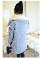зима утолщение - хлопка-НДС берберами на - хлопка-VAT женский верхняя одежда средней длины