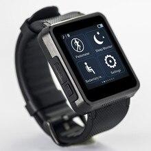 Hohe Qualität Wasserdichte Bluetooth SmartWatch 1,54 Zoll Kapazitiven Screen 1.3MP Armbanduhr Kamera für Android-System für Uhren