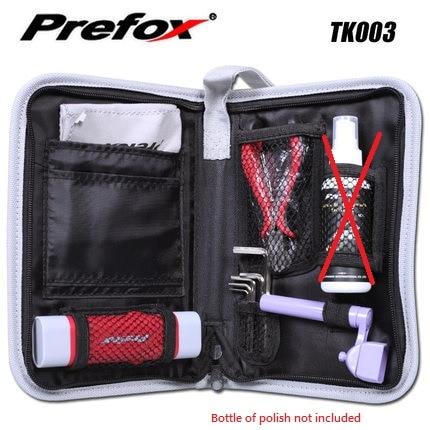 Tk003 prefox guitarra musical instrumento cuidado kit de herramientas de manteni