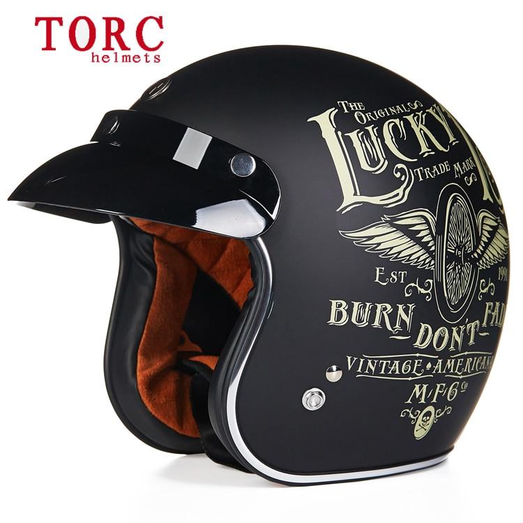 Torc Motorcycle Helmet