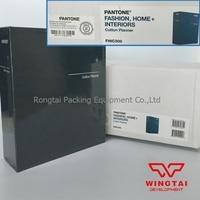 Pantone TCX Thời Trang Bông Nhà Kế Hoạch FHIC300 May Mặc Dệt Thẻ Màu