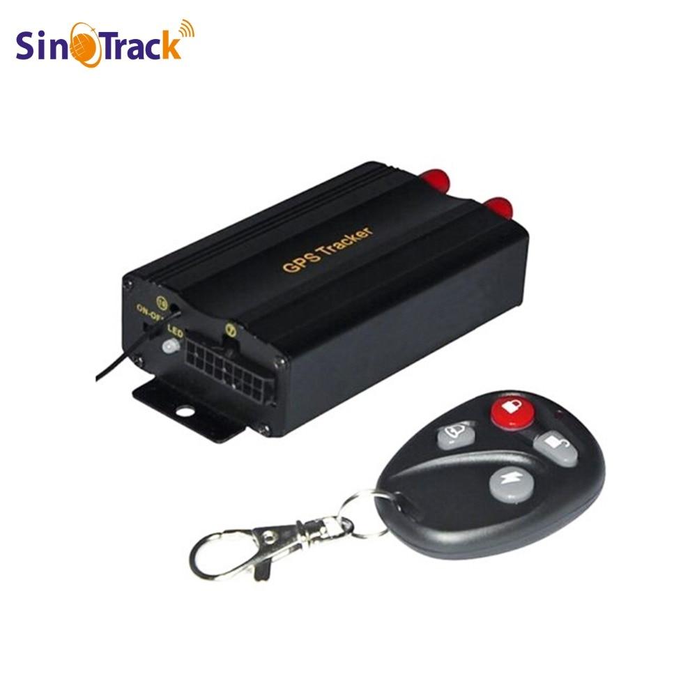 Gps Car Tracker >> COBAN GPS103B TK103B GSM/GPRS/GPS car gps Tracker for Vehicle tracker with remote control Fuel ...