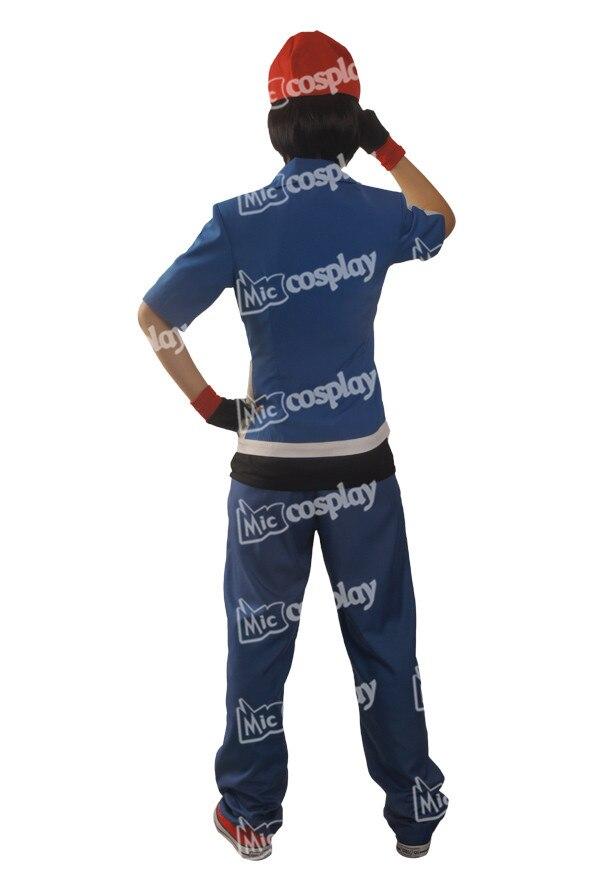 Ash Ketchum Cosplay костюмі Unisex - Костюмдер - фото 6