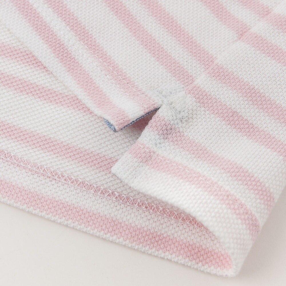 DB3780 dave bella yaz erkek bebek 100 pamuk t gömlek bebek giysileri - Çocuk Giyim - Fotoğraf 6