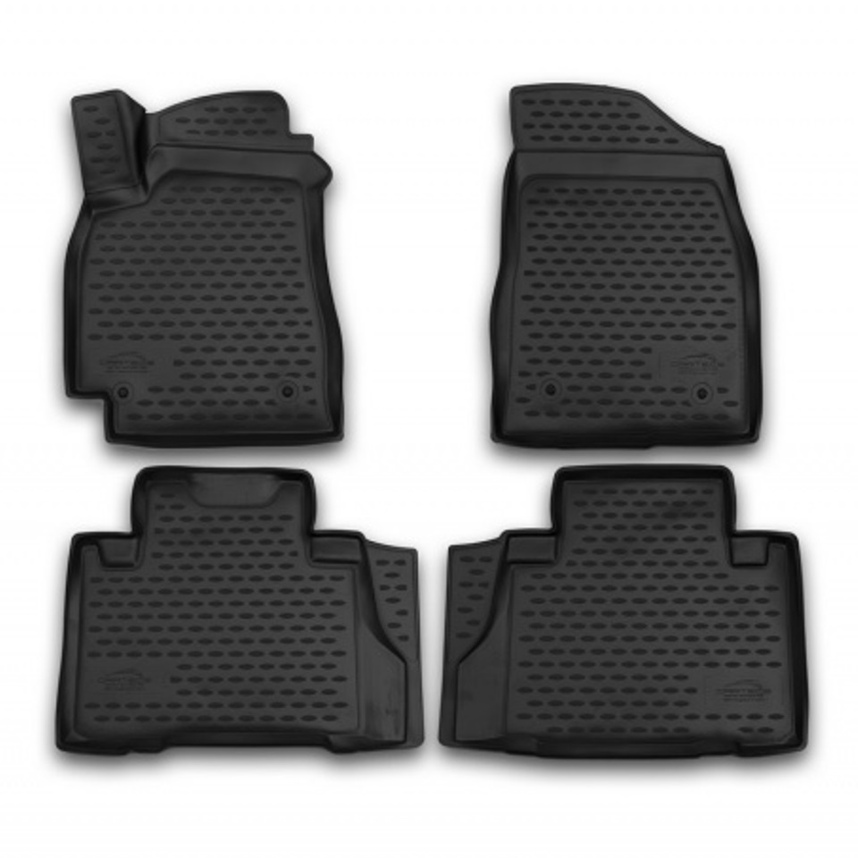 лучшая цена 3D Floor mats for Geely Emgrand X7 2013 2014 2015 2016 Element CARGEE10001 Russia