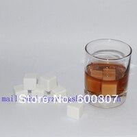 9 шт. керамические VIA cubic льда камни с лучший мешок