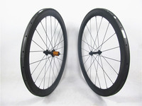 High Quality 700C Full Carbon Road Bike Wheels Farsports 50mm Carbon Bicycle Wheels Tubular With ED