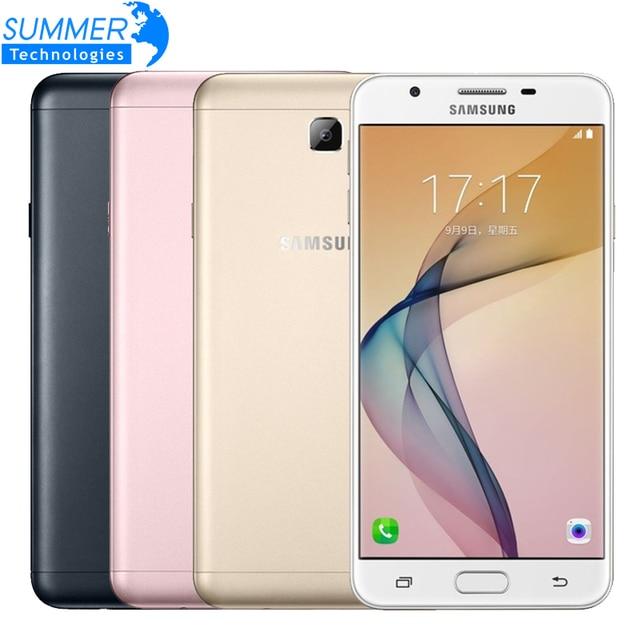 2016 Original Samsung Galaxy On5 G5700 3G RAM 32G ROM 4G LTE Android 6.0 Octa Core 1280x720 Dual SIM 5.0'' 13MP Cell Phone
