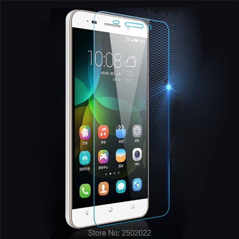 Huawei Honor 4C 9H 0.3mm 2.5D Nanometer Tempered Glass ekran qoruyucusu üçün Huawei Honor 4C pelicula de vidro gözətçi Ecran üçün