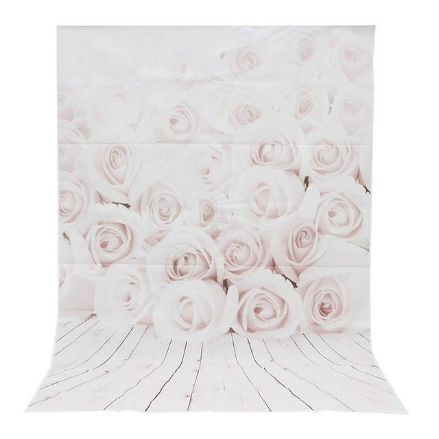 White Roses Photo Background