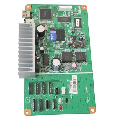 DX5 R2400 Mainboard-2135717(Second Hand) printer parts second hand for hp 4580 4660 scanner head printer parts
