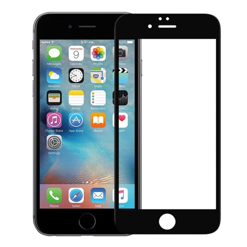 imágenes para NILLKIN para el iphone 6 s 4.7 pulgadas 3D AP + Pro para el iphone 6 S 6 Completo Film Protector de Pantalla de Vidrio Templado 0.23mm para el iphone 6 s
